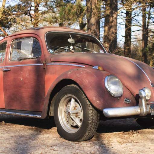 still miss my old super solid 1960 RHD golde ragtop Beetle
