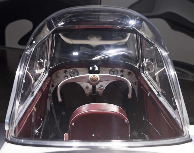 Messerschmitt KR200 interior dash