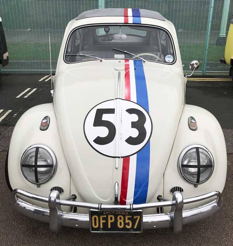Herbie rides again!