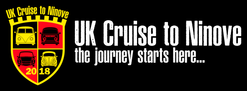 the official UK Cruise to Ninove – the journey starts here…