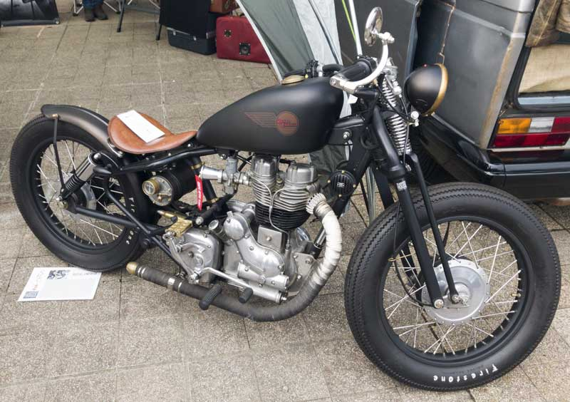 awesome ride built by Slaughter House Customs
