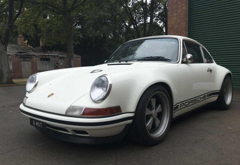 Porsche by Singer Vehicle Design – restored, reimagined and reborn
