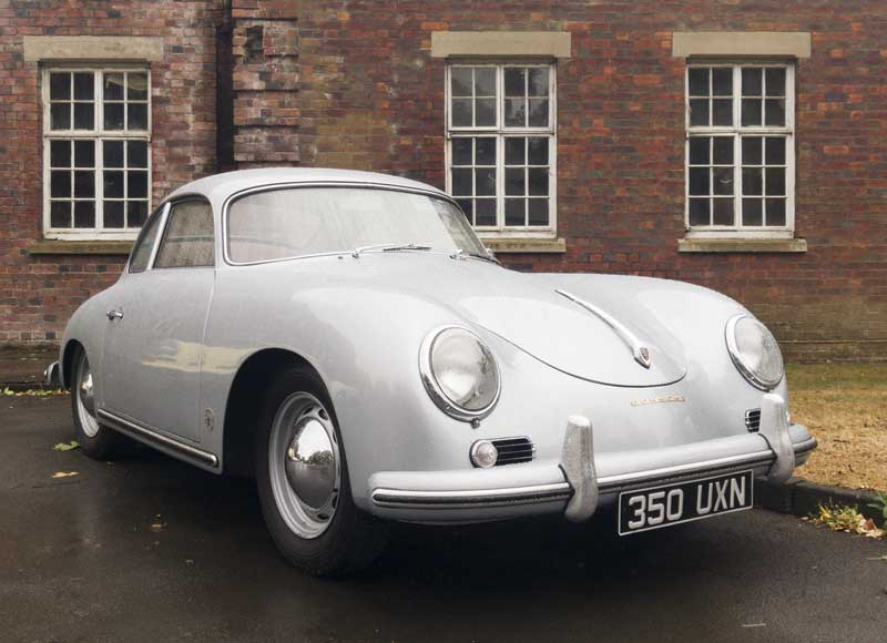 understated style and elegance… simply stunning Porsche 356