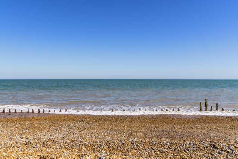 social distancing beach life