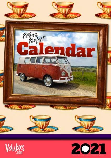 Get you free 2021 vdubxs calendar