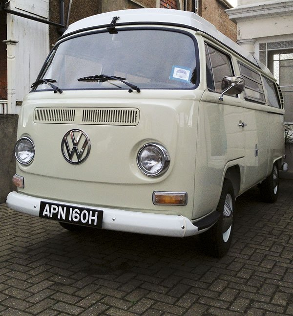 The Early Bay SO67 Westfalia Camper leaves for a new home…