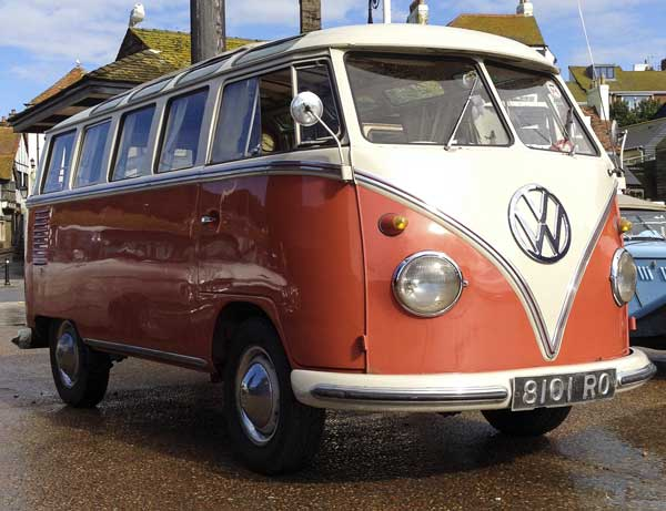 VW 'Samba' 23 Window deluxe