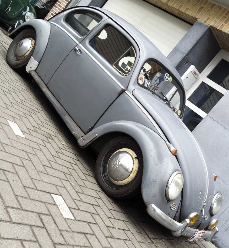 simple and stylish original bug looks the business