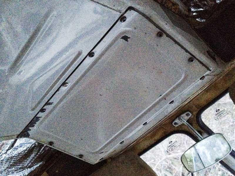 with the vent cover back in place you would not know the work that has been done!