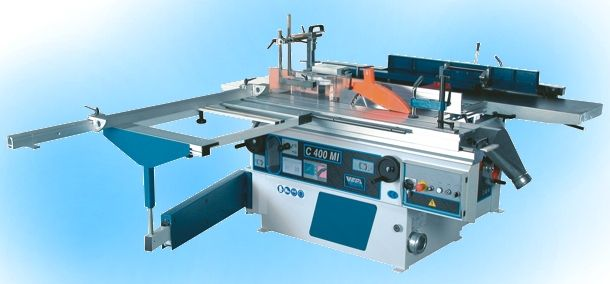 combination woodworking machines