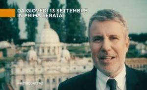 """Gerardo Greco e la """"nuova""""  Rete4"""