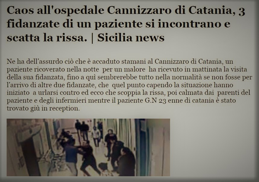 Anatomia di una fake news