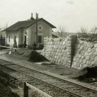 Historie výstavby 2. koleje Votice-Benešov