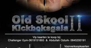 Old-skool kickboks gala