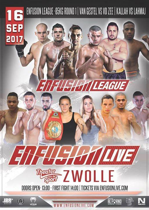 Matchmaking Enfusion Live Zwolle 16 September 2017!