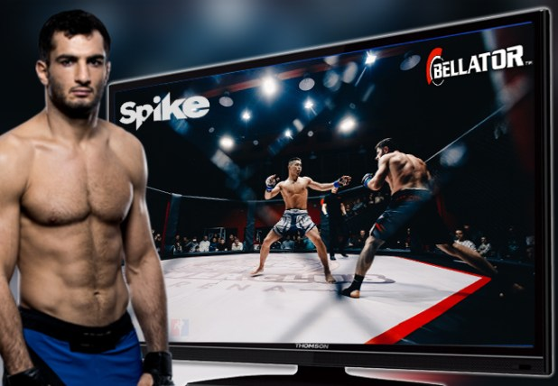MMA nieuws: Bellator events live op tv via Spike