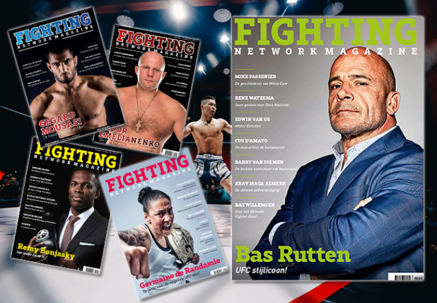 Fighting Network Magazine: The revival of the fittest