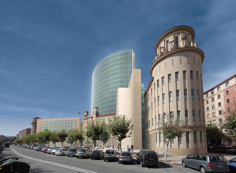 El Ayuntamiento estudia una alternativa al proyecto de Maristas