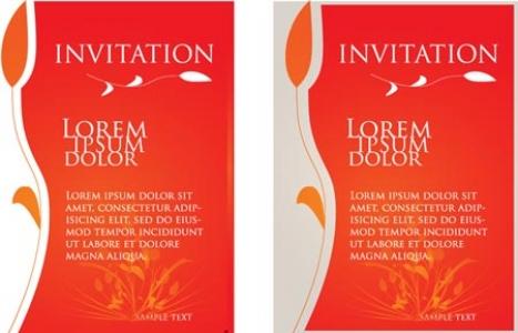 Wedding Invitations Model