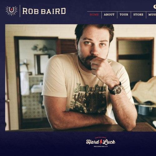Launch: Rob Baird