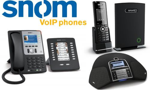Snom-IP-Phone-Dubai