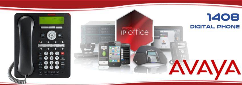 Avaya 1408 Digital Deskphone Dubai