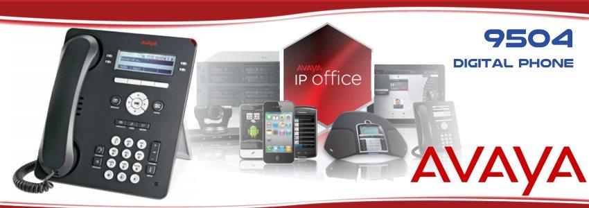 Avaya 9504 Digital Deskphone Dubai