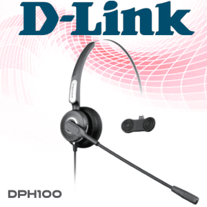Dlink-DPH100-Headset-Dubai-UAE