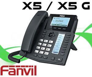 Fanvil-IP-Phone-X5-G-Dubai