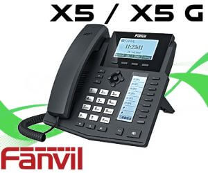 Fanvil-IP-Phone-X5-G-Dubai