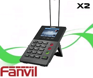 Fanvil-X2-Call-Center-IP-Phone-Dubai
