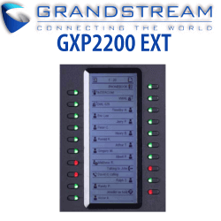 Grandstream-GXP2200-Expansion-Console-Dubai-UAE