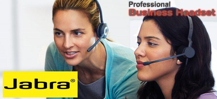 Jabra Headsets   Telephone Headsets Dubai, UAE