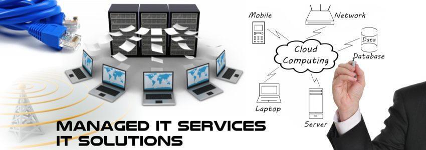 Managed IT Services Company Dubai   IT Solutions UAE