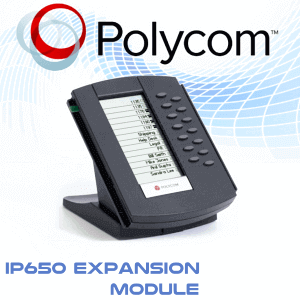 Polycom-IP650-EXPANSION-MODULE-Dubai-UAE