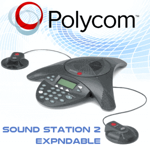 Polycom-Soundstation2-Expandable-Dubai-UAE