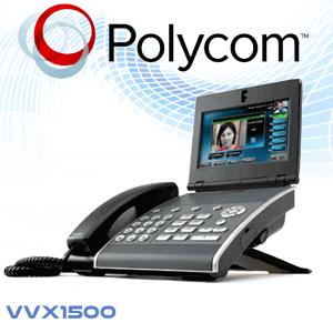 Polycom-VVX1500-Dubai-UAE