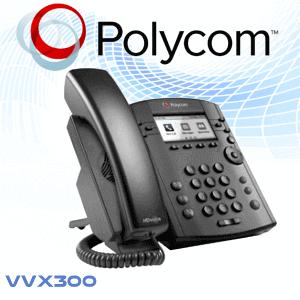 Polycom-VVX300-Dubai-UAE