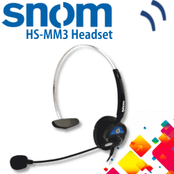 Snom-HS-MM3-Headset-Dubai-UAE