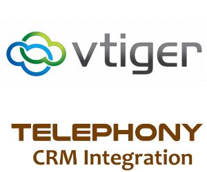 Telephone Vtiger CRM Integration Dubai | CRM Phone Integration
