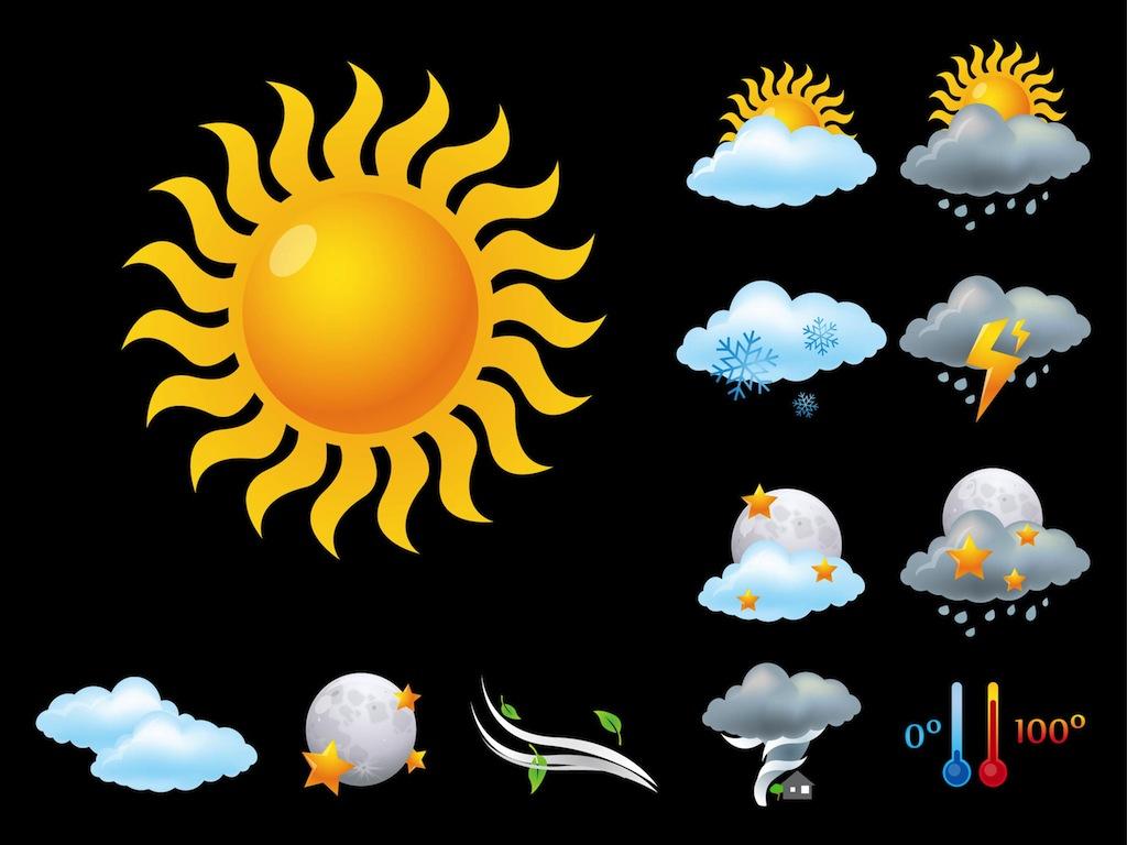Weather Conditions Vectors