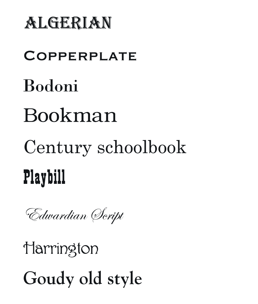 Download Download The 50 Best Free Vintage Fonts