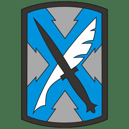 Download 300th Military Intelligence Brigade Logo Svg   US Army ...