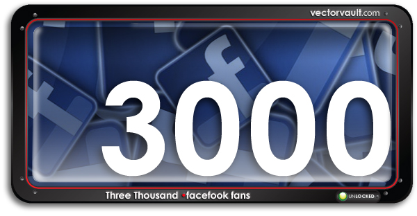 Download Vectorvault has 3000 Facebook Fans! - VECTORVAULT - Your ...