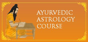Online Course in Ayurvedic Astrology