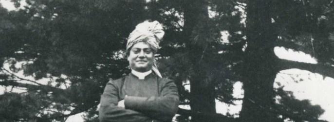 Swami Vivekananda Photo Header