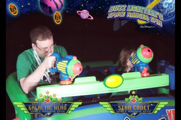 Buzz Light Year Blasters