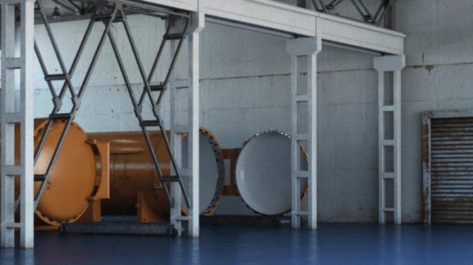 Peinture époxy pour milieu industriel résistante aux produits chimiques