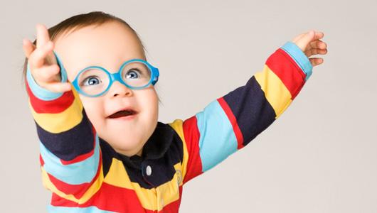 La visione nel bambino. Qual è l'età giusta per il primo esame visivo?