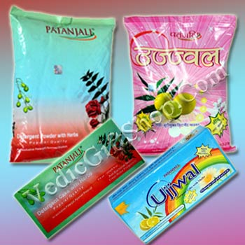Patanjali Herbal washing powder